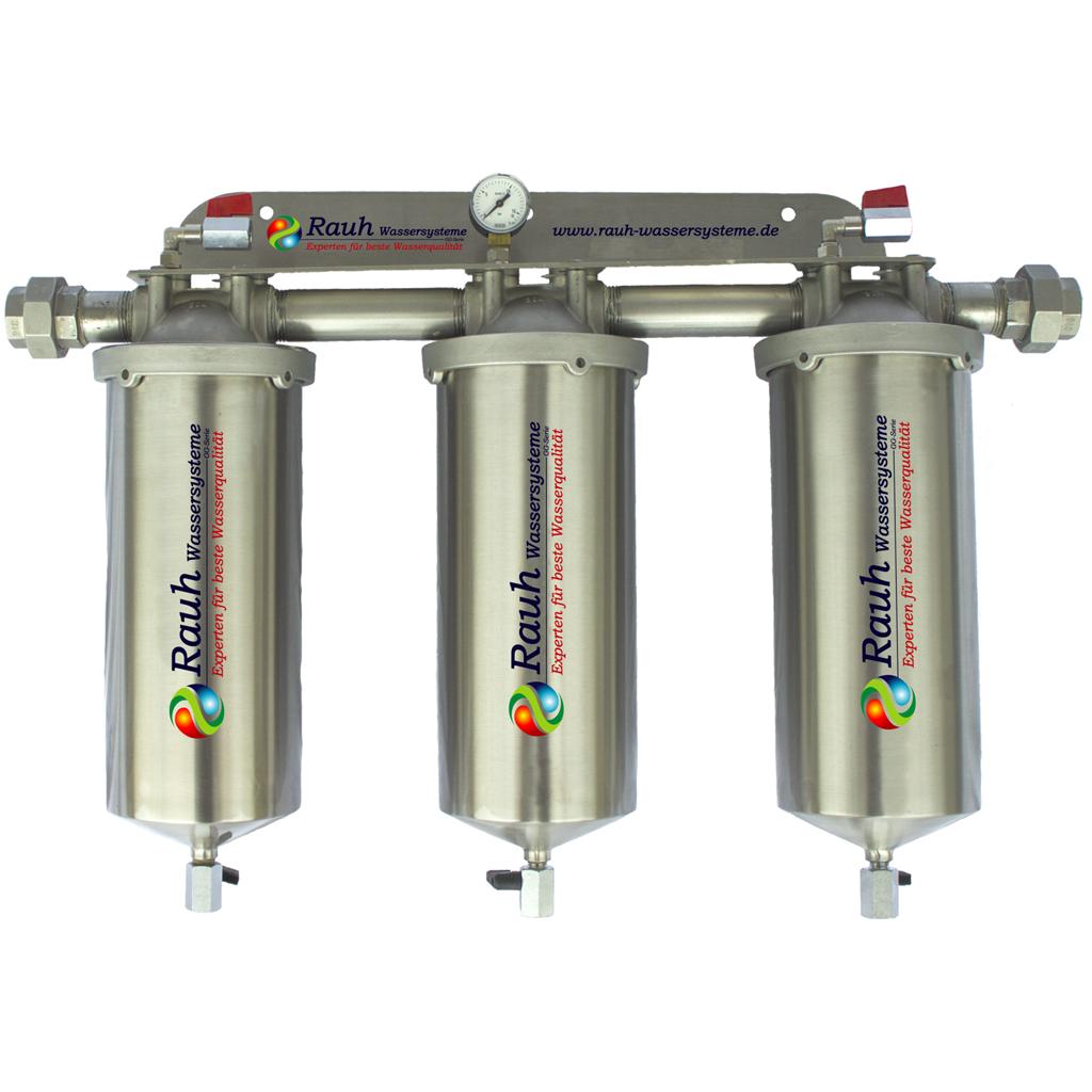 Hervorragend pulsanio Haus-Wasserfilter-System Crystallus BE82